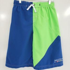 NAUTICA Big Boys Swim Trunks Size XL 18/20